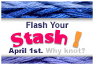 Flash Your Stash 2006 button graphic